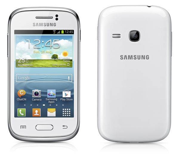 Samsung Galaxy Young 05
