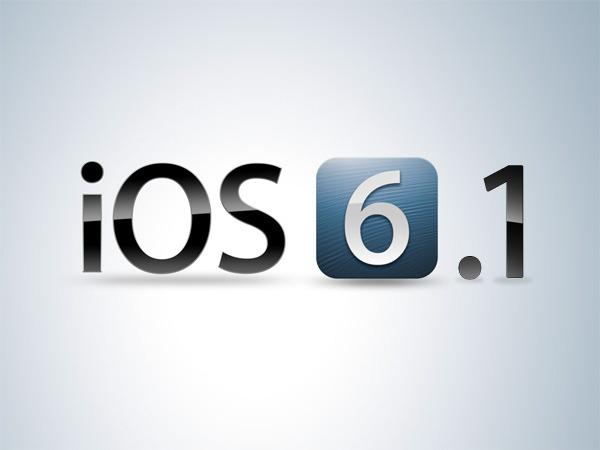 iOS 6.1 de iPhone y iPad está dando problemas con la duración de la batería