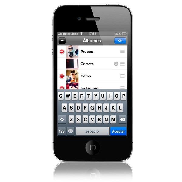 Organiza tus fotos con esta herramienta para iPhone y iPad con Jailbreak