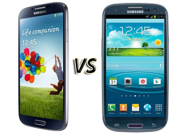 Las 5 grandes diferencias entre el Samsung Galaxy S4 y el anterior S3