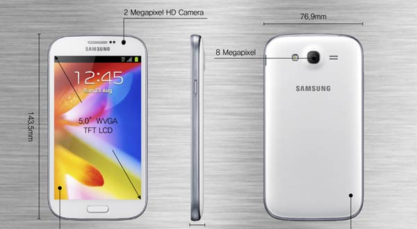 Samsung GALAXY Grand 02