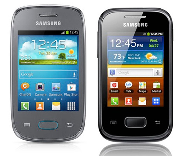Samsung Galaxy Pocket vs Neo