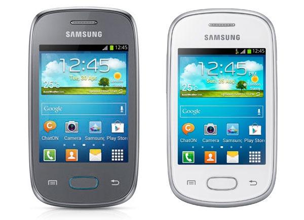 Comparativa Samsung Galaxy Pocket Neo vs Samsung Galaxy Star