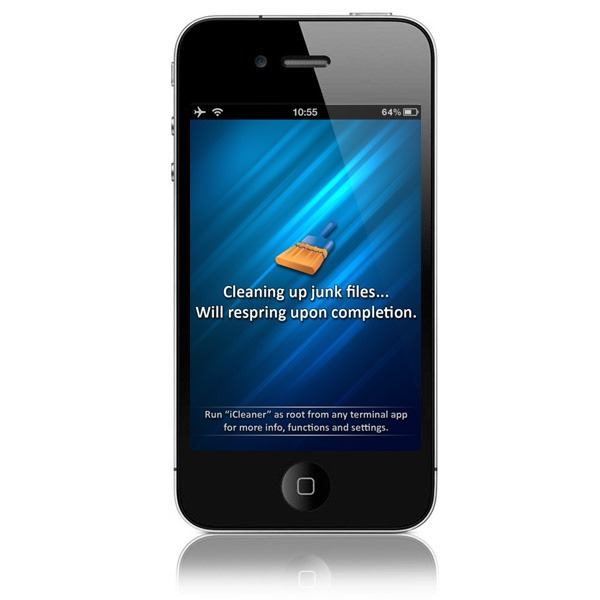 iCleaner iOS6