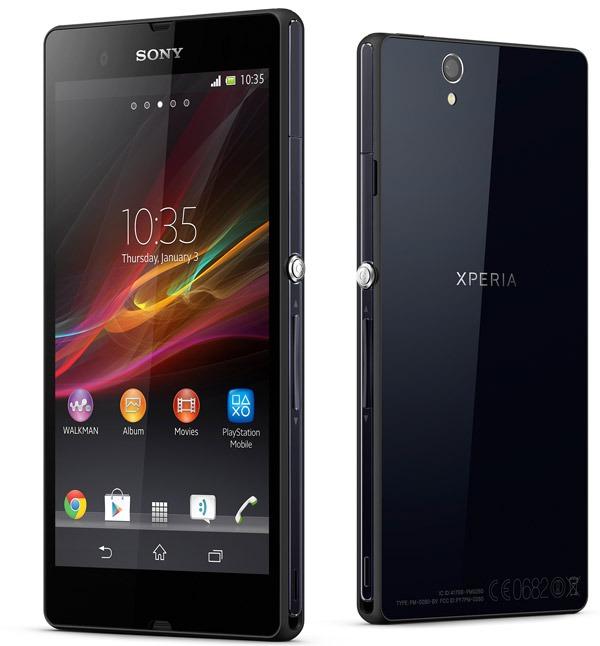 Sony Xperia Z 02