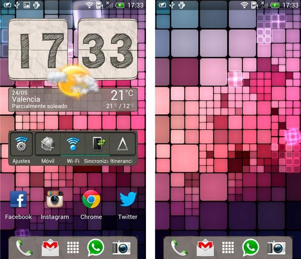 C Mo A Adir Un Fondo De Pantalla Interactivo En Android