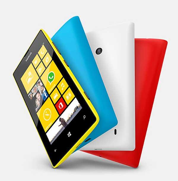 Nokia Lumia™ 520 07
