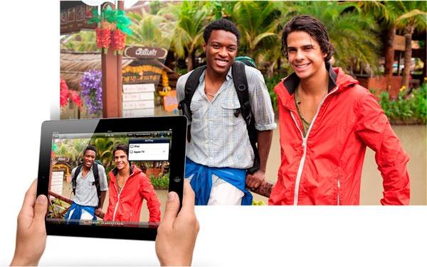Cómo conectar el iPhone o el iPad al televisor