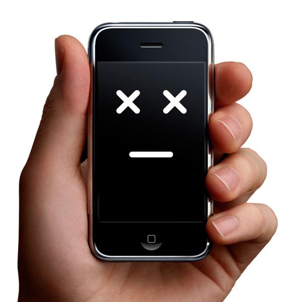 Cómo arreglar un iPhone que no se enciende o no responde