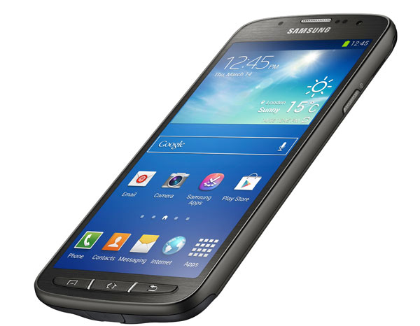 Comparativa Samsung® Galaxy™ S4 vs Samsung® Galaxy™ S4 Active