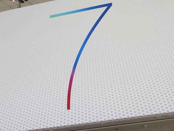 iOS 7, te contamos en directo las novedades del sistema para iPhone
