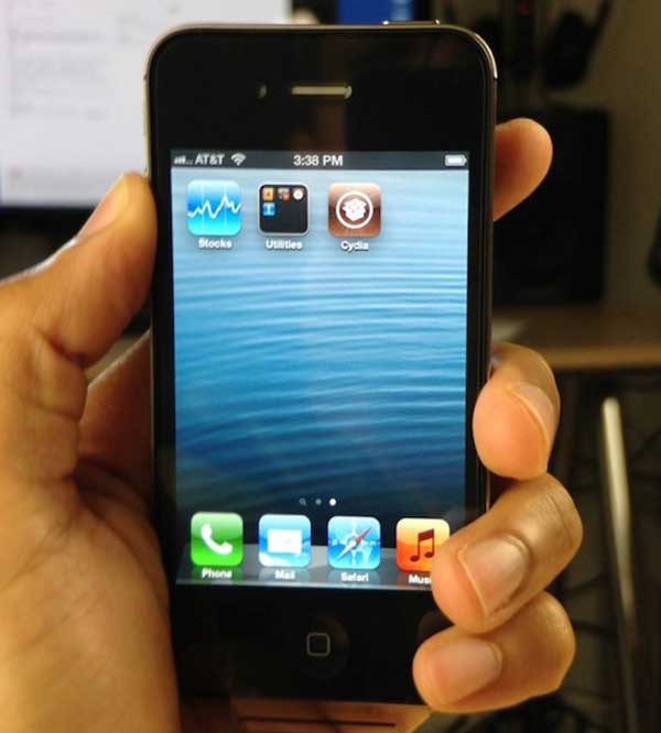 iOS 613 iPhone4S jailbreak