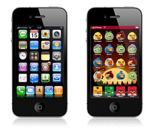 iOS 7 podría perjudicar los temas personalizados del Jailbreak
