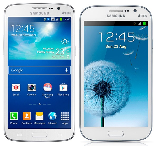 Comparativa Samsung Galaxy Grand 2 vs Samsung Galaxy Grand