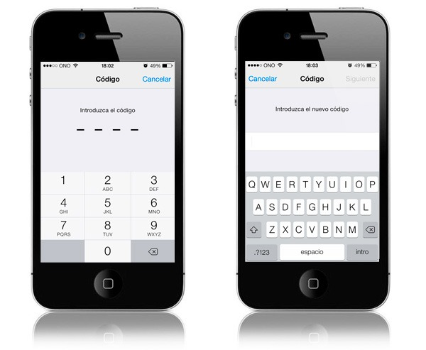 NUMERO DESBLOQUEAR RESTRICCIONES EN IPHONE