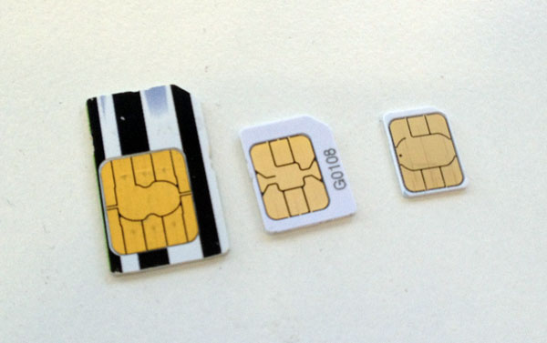 Convierte tu tarjeta sim en una microsim o una nanosim for Chips de betterave micro onde