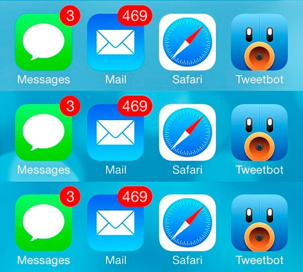 Cómo personalizar el dock del iPhone con el Jailbreak de iOS 7