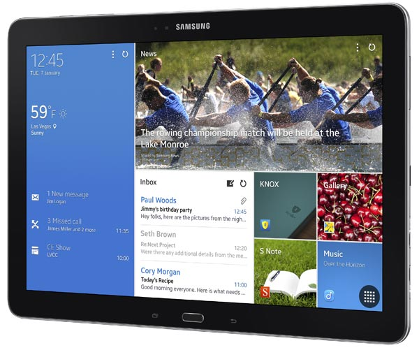 Samsung Galaxy NotePRO 122