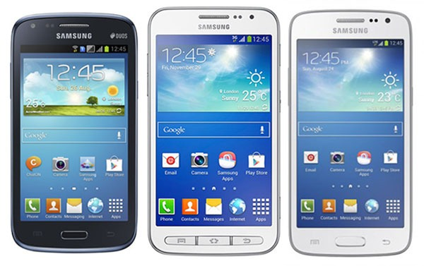 Samsung Galaxy™ Core comparativa