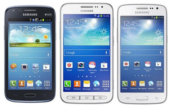 Comparamos los Samsung Galaxy Core, Galaxy Core Advance y Galaxy Core 4G