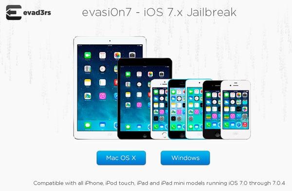 Cómo actualizar a iOS 7.0.6 y reinstalar el Jailbreak en iPhone y iPad