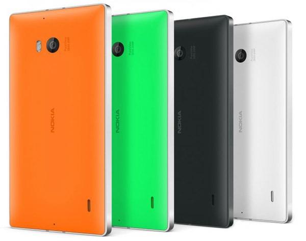 Nokia Lumia 930: Noble WindowsPhone 8.1-Bolide