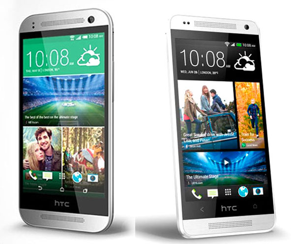 Comparativa HTC One Mini 2 vs HTC One Mini