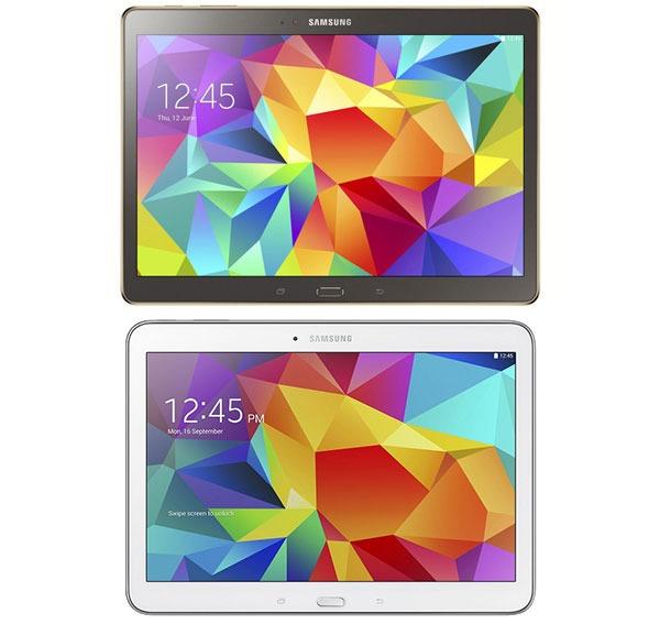 Comparativa Samsung Galaxy Tab S 10.5 vs Samsung Galaxy Tab 4 10.1