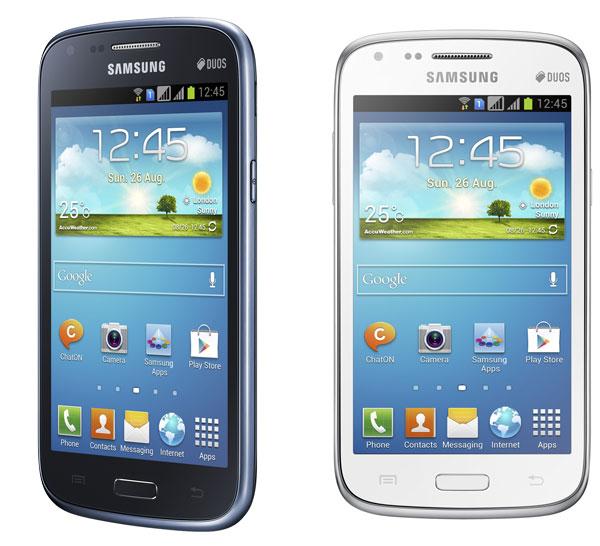 Comparativa Samsung Galaxy Core 2 Vs Samsung Galaxy Core