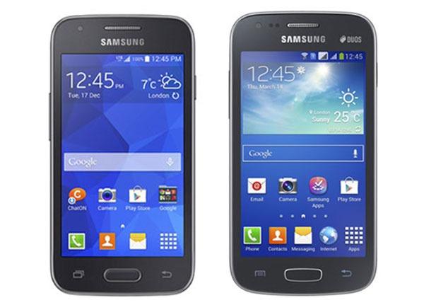 Comparativa Samsung Galaxy Ace 4 vs Samsung Galaxy Ace 3