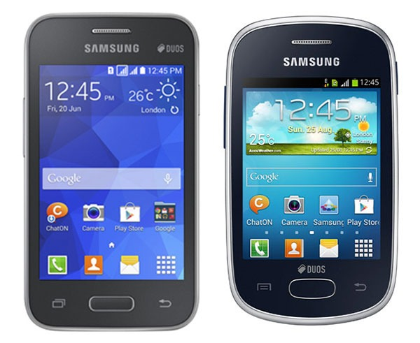 Comparativa Samsung Galaxy Star 2 vs Samsung Galaxy Star