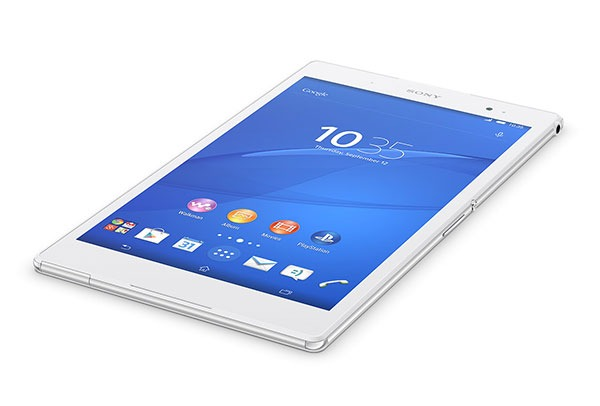 Comparativa Sony Xperia Z3 Tablet Compact vs iPad mini con pantalla