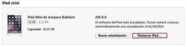 iOS 8 downgrade