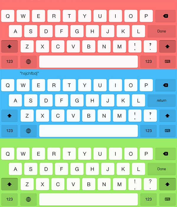 iOS 8 mejores teclados