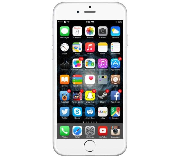 Cómo tener 5 columnas de iconos en el iPhone con Jailbreak
