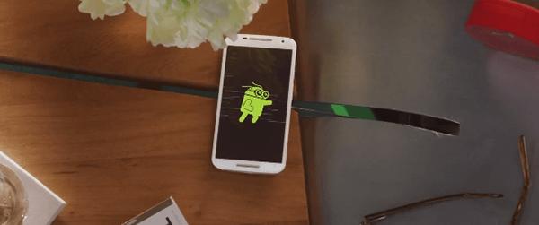 Filtrada la actualización a Android 5.0 Lollipop para el Moto X 2014