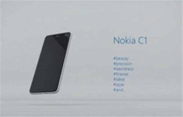 Nokia C1, posible smartphone con Android previsto para 2016