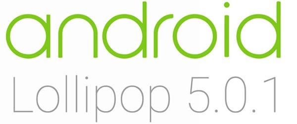 Google ya prepara la actualización a Android 5.0.1 Lollipop