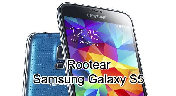 Cómo hacer root al Samsung Galaxy S5 SM-G900