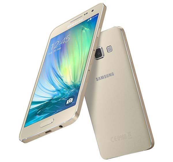 Samsung lanzará los Galaxy A3 y Galaxy A5 en Europa