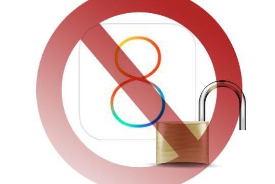 Ya no es posible volver a iOS 8.1.2, así puedes proteger tu Jailbreak