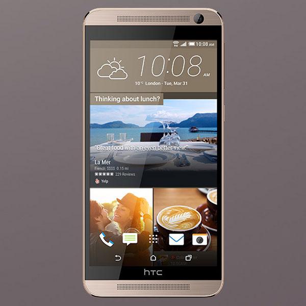 El HTC One E9+ aparece en la web china de la marca