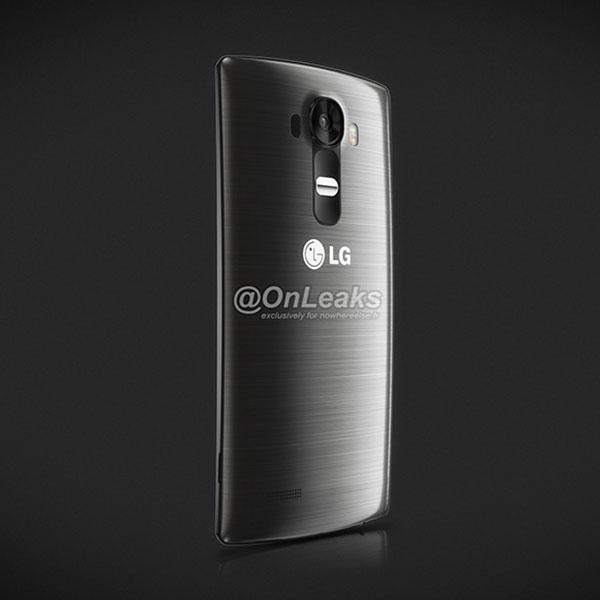 Surgen nuevos detalles del diseño del LG G4