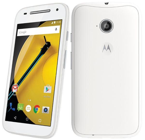 Comparativa Motorola Moto E 2015 Vs Motorola Moto E 2014