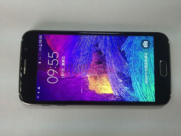 Aparece el primer clon del Samsung Galaxy S6