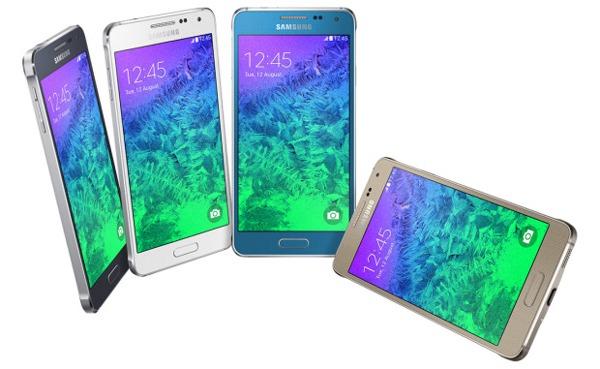 Samsung Galaxy Alpha, Note 2 y S5 Mini se actualizarán a Android 5.0 Lollipop