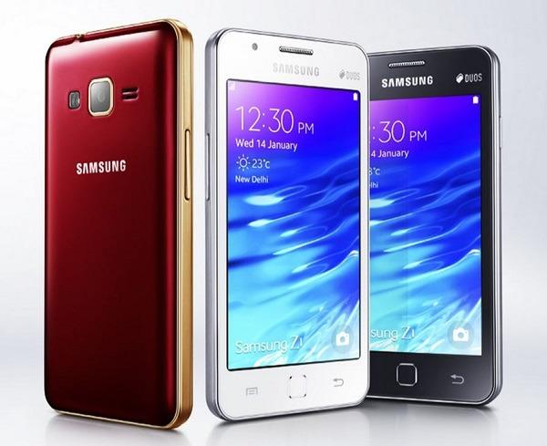 Samsung estaría trabajando en dos móviles con Tizen