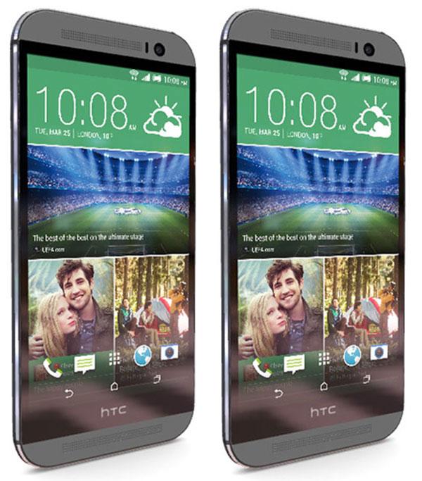 Comparativa HTC One M8s vs HTC One M8
