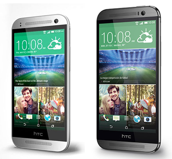HTC One Mini 2 vs HTC® One M8
