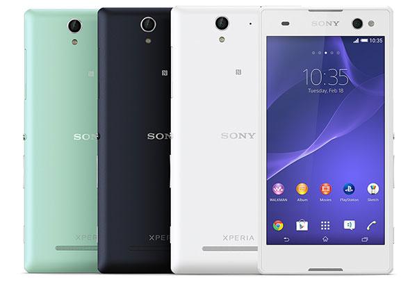 Sony Xperia™ C3